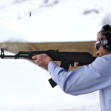 Civilian Counter Terrorism Training