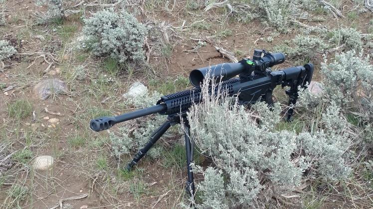 Shepard Humphries Long Range 6.5 Creedmoor Wyoming