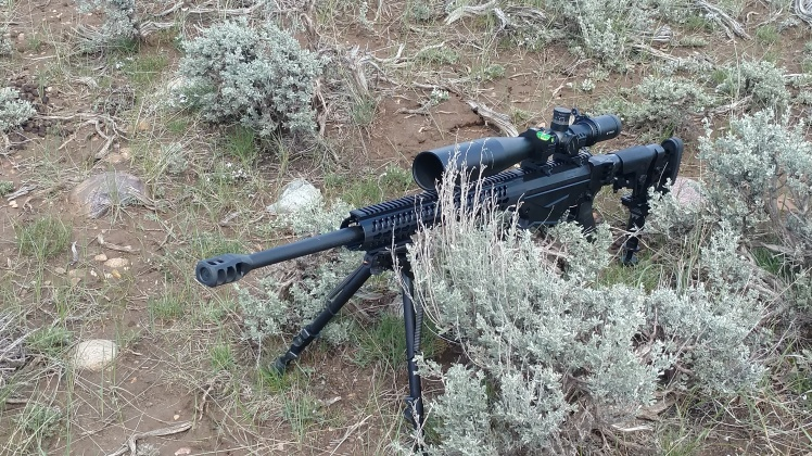 Shepard Humphries Long Range 6.5 Creedmoor Wyoming